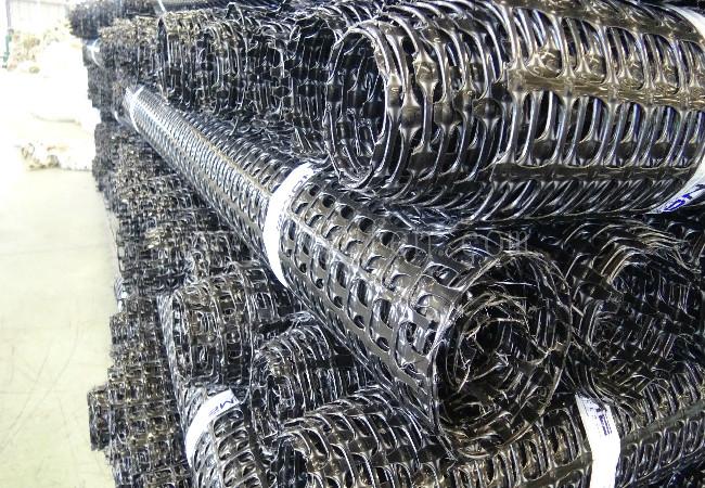 塑料土工格栅有哪些种类?